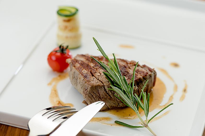 Speisen Da Vinci - Steak
