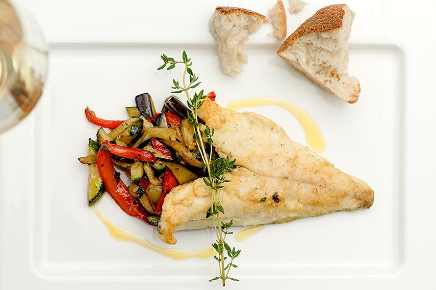 Speisen Da Vinci - Fisch