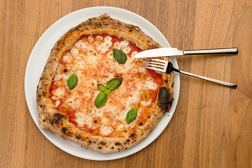 Speisen Da Vinci - Pizza Napoletana